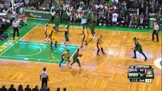Jeremy Lin's Highlights 2014 12 06 Lakers VS Celtics 1080p