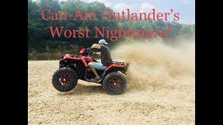 7. 2018 Polaris Sportsman Drifting, Honda Wheelies & SxS Fun