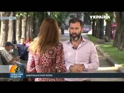 Питер Залмаев (Zalmayev) о встрече Порошенко и Трампа, ТРК Украина