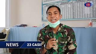 23 CASIS AAU Tes Kesehatan (HARIANSIBER TV)