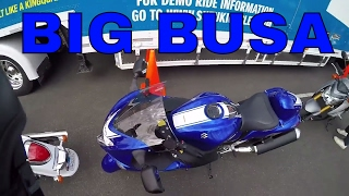 5. 2017 Suzuki Hayabusa First ride & Review