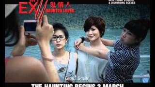 Nonton My Ex  Haunted Lover Official Trailer Film Subtitle Indonesia Streaming Movie Download