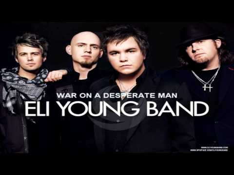 Tekst piosenki Eli Young Band - War On A Desperate Man po polsku