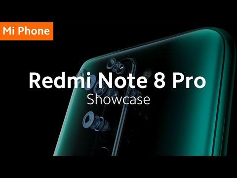 Xiaomi Redmi Note 8 Pro 6GB/64GB Dual SIM pametni telefon, Forest Green (Android)