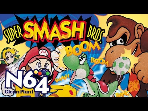 super smash bros nintendo 64 cheats