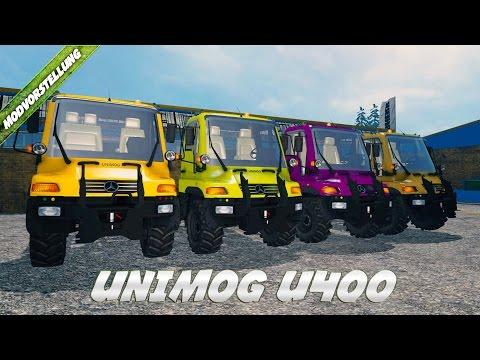 Unimog U400 WB v1.1
