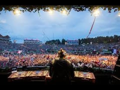 Tomorrowland Belgium 2015 (Live David Guetta)
