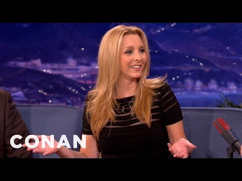 Lisa Kudrow - If you see Lisa Kudrow gambling in a casino, DO NOT APPROACH!