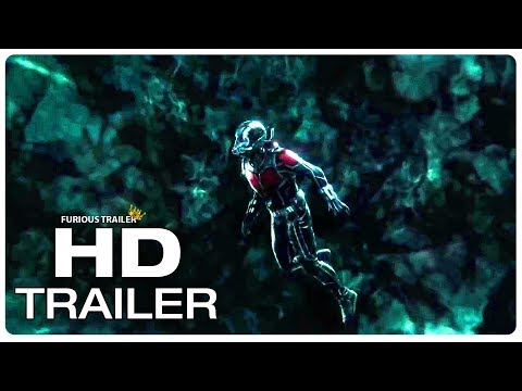 ANT MAN AND THE WASP Final Trailer (NEW 2018) Ant Man 2 Superhero Movie HD
