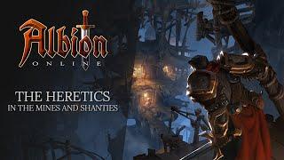 Видео к игре Albion Online из публикации: Мрачные шахты и подземелья Albion Online