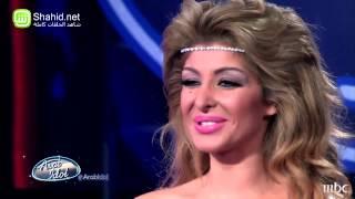 Arab Idol -تجارب الاداء - ألماس