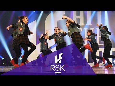 RSK   Hit The Floor Gatineau   Junior Highlights #HTF2016