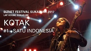 Download lagu Biznet Festival Sukabumi 2017 Kotak Satu Indonesia Mp3