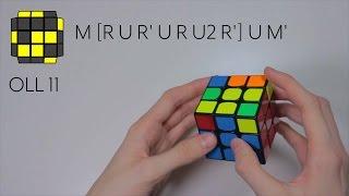 All 57 Rubik's Cube OLL Algorithms + Fingertricks