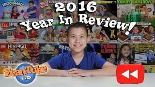 EvanTubeHD YouTube Rewind 2016!!! Year in Review!