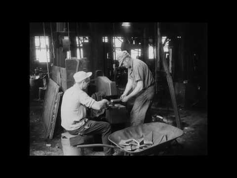 Making an Axe nbsp in 1965