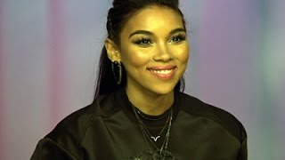 Alexandra Shipp Plays Aaliyah in TV Movie - YouTube