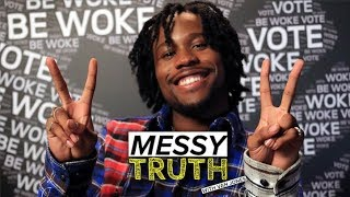 Shameik Moore on growing up black in America, hip hop & more | The Messy Truth w/ Van Jones