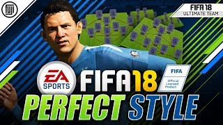 Video THE PERFECT STYLE!!! FORMATIONS + TACTICS! - FIFA 18 Ultimate Team MP3, 3GP, MP4, WEBM, AVI, FLV Juni 2018