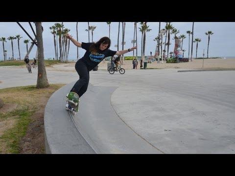 Blog Cam #56 - Venice Beach Skatepark & Enchiladas