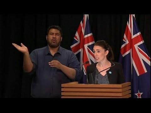 Neuseeland: Appell der Regierungschefin an soziale Me ...