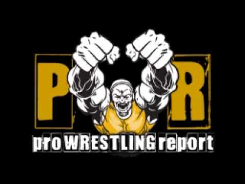 Pro Wrestling Report on ESPN Radio - January 11, 2011