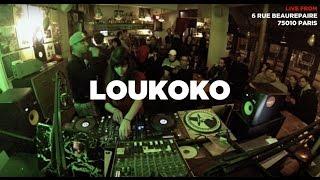 Loukoko - Live @ LeMellotron 2016