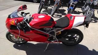 6. 2004 Ducati 999S