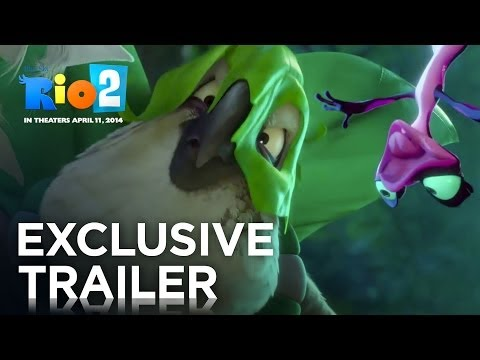 Rio 2 'I Will Survive' Trailer