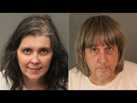 HΠΑ: Αθώοι δηλώνουν οι γονείς που είχαν αλυσοδεμένα τα δύο τους παιδιά…