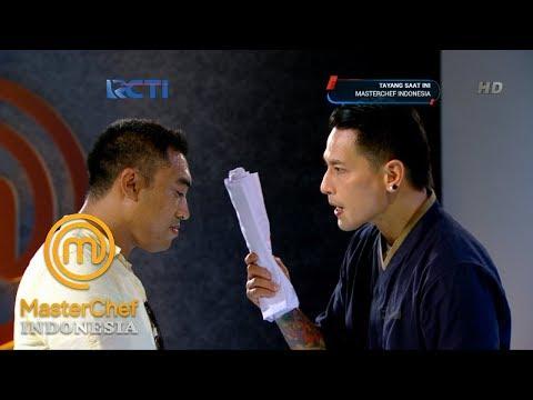 Download Video MASTERCHEF INDONESIA - Juna Dibuat Marah Besar Oleh Kadek | Audisi 1 | Part 8