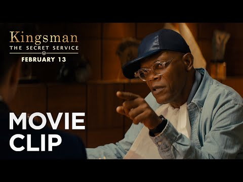 Kingsman: The Secret Service (Clip 'Spy Movies')
