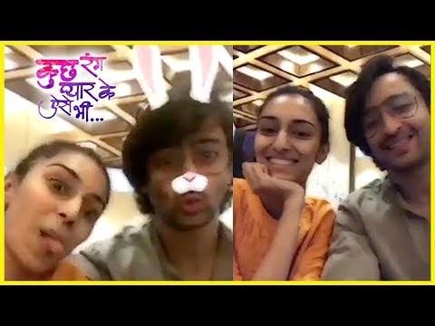 Shaheer Sheikh And Erica Fernandes MADNESS Togethe