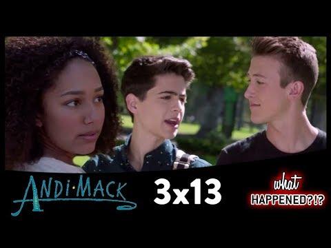 ANDI MACK 3x13 Recap: Tyrus Interrupted & Worst Costume Day Ever - 3x14 Promo