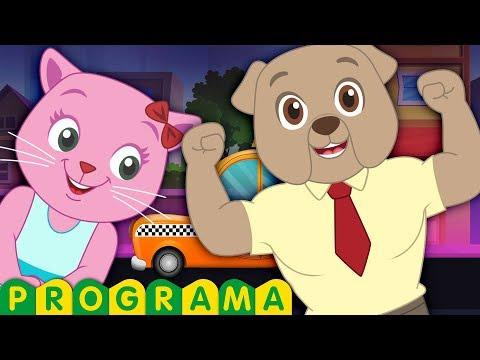 Pegadinha no cinema de gatinhos vs cachorros | show de comédia | ChuChu TV Cutians