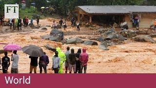 Subscribe to FT.com here: http://bit.ly/2r8RJzM Mudslides and torrential flooding have killed hundreds of people on the outskirts of ...