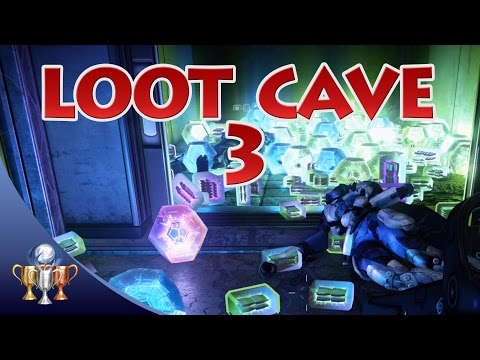 LOOT!!! - NEW (Works with patch 1.0.2.2) Engram Treasure Loot Cave that is currently unpatched in Venus. This works the same as the previous caves but instead of getting a fair distance away on the X...