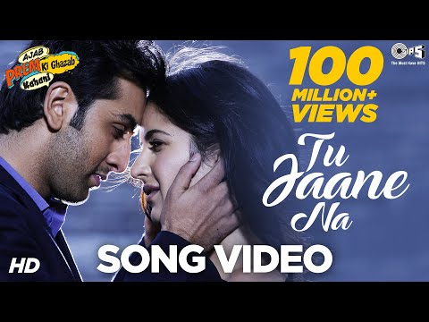 Video Tu Jaane Na - Ajab Prem Ki Ghazab Kahani | Ranbir Kapoor, Katrina Kaif | Atif Aslam, Pritam download in MP3, 3GP, MP4, WEBM, AVI, FLV January 2017