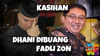 Video Kasihan Ahmad Dhani Kini Dibuang Fadli Zon MP3, 3GP, MP4, WEBM, AVI, FLV April 2019