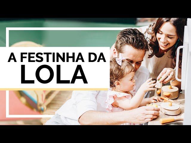 FESTA DE BEBÊ 1 ANO | ORÇAMENTO, VALE A PENA? A DA LOLA AQUI! - Closet da Mari