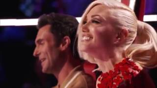 Video The Voice Outtakes Seasons 9 and 10 - Adam Levine Funniest Moments MP3, 3GP, MP4, WEBM, AVI, FLV Oktober 2018