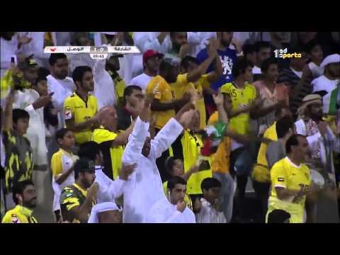 Sharjah 2 x Al Wasl 1 AG League 04 12 2015 Goals