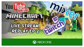 """It's the second Episode in my Live Stream Survival Series for Minecraft. In this episode I make some interesting finds what are they…. Only way is to watch to find out.Subscribe here for more Gaming Videos: http://goo.gl/JnMm2v.Don't forgot to click that notifications bell so you know when my next video is live  I Stream so come join The Barking Mad Society: https://mixer.com/krlbarkerhttps://twitch.tv/krlbarker Fancy spying on what I'm doing lately join my Twitter: https://twitter.com/KrlBarkerWant to stalk me on Xbox One well here's my GT: KrlBarkerJoin my Club on Xbox One and have a Chat: Search KrlBarkerIntro Creator: Dopemotionshttps://www.youtube.com/channel/UCgvrz9ioKv89HMyg42z4pyQEdited By: KrlBarkerFor more templates, visit www.velosofy.com! Minecraft is a sandbox video game created and designed by Swedish game designer Markus """"Notch"""" Persson, and later fully developed and published by Mojang. The creative and building aspects of Minecraft enable players to build constructions out of textured cubes in a 3D procedurally generated world. Other activities in the game include exploration, resource gathering, crafting, and combat. Multiple gameplay modes are available, including a survival mode where the player must acquire resources to build the world and maintain health, a creative mode where players have unlimited resources to build with and the ability to fly, an adventure mode where players can play custom maps created by other players, and a spectator mode where players can fly around and clip through blocks, but cannot place or destroy any. The PC version of the game is noted for its modding scene, where a dedicated community creates new gameplay mechanics, items, and assets for the game."""