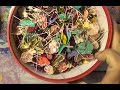 Pinterest nail polish flower tutorial - YouTube