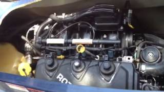 6. 2009 Seadoo GTI 130HP 4TEC good running engine