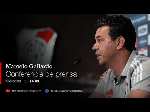 Marcelo Gallardo en conferencia de prensa [16/12/2020 - EN VIVO]