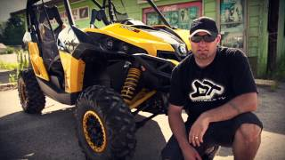 1. 2013 Can-Am Maverick X rs Test Ride