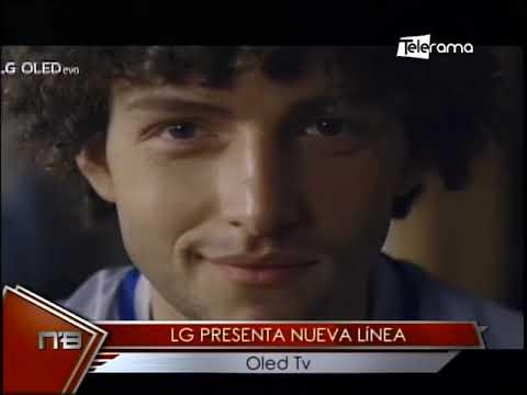 LG presenta nueva línea Oled TV