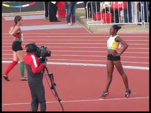 LSG Awards 2016: Profile High jumper Regina Yeboah 1.80m (PB)