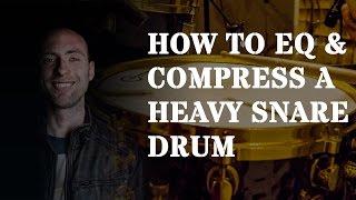 Video How to eq & compress a heavy snare drum sound MP3, 3GP, MP4, WEBM, AVI, FLV Juli 2018